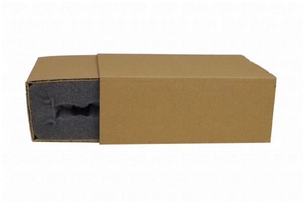 Noppenschaumkarton QB1 150x100x50mm