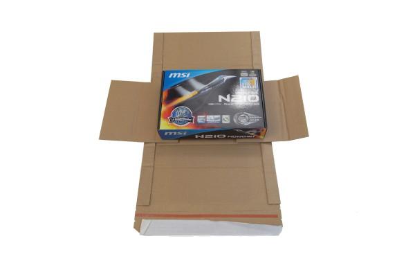 Buchverpackungen X-Pack 2
